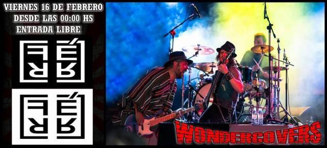 Concierto de Wondercovers