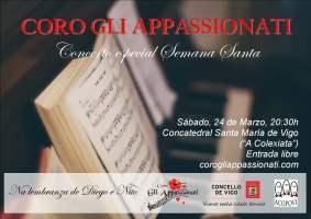 Coro Gli Appassionati – Concierto Especial Semana Santa