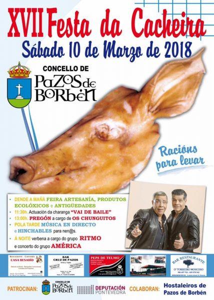 Festa da Cacheira 2018