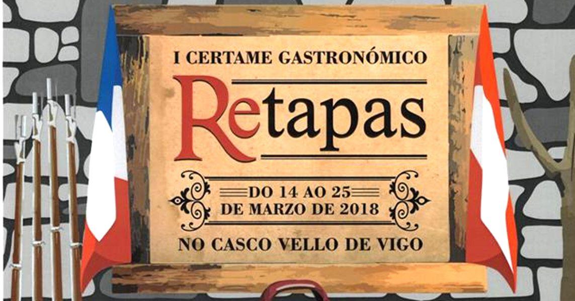 Retapas, Certamen Gastronómico | Vigo