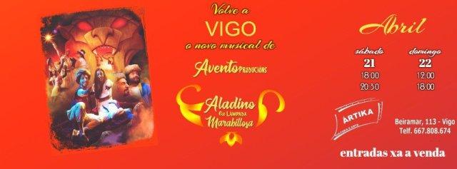 Aladino e a Lámpada Maravillosa