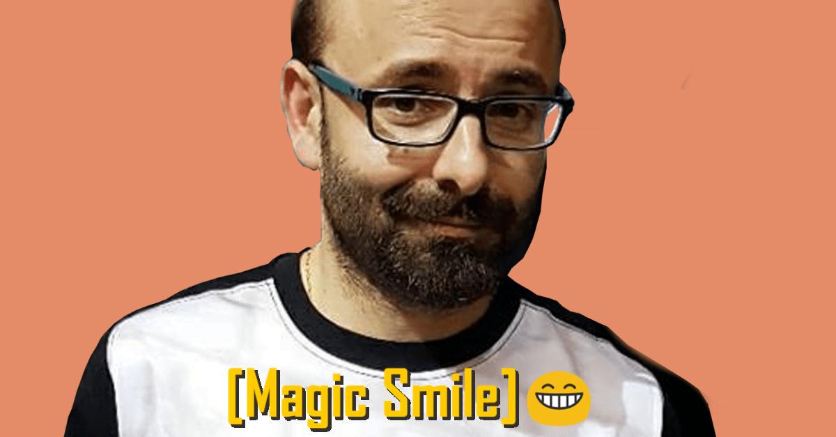 Magic Smile de Roberto Lolo | Vigo