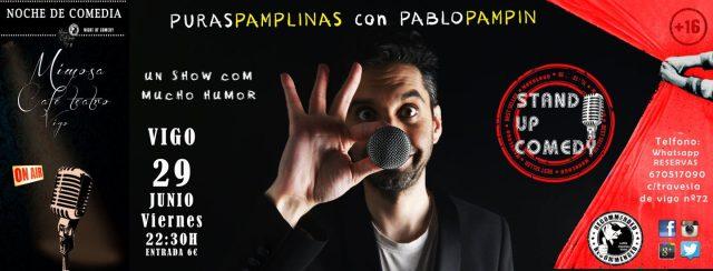 Monólogo de Pablo Pampín
