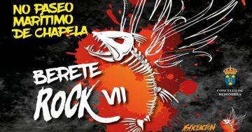 Berete Rock 2018 de Chapela