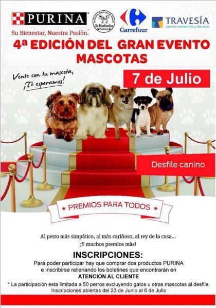 Desfile Canino Solidario 2018