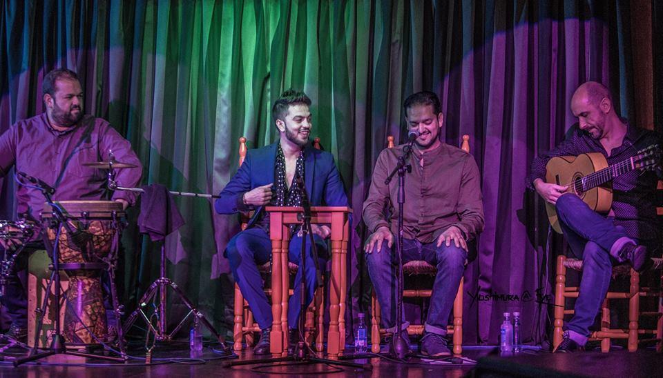 Kelibén Concierto flamenco | Vigo