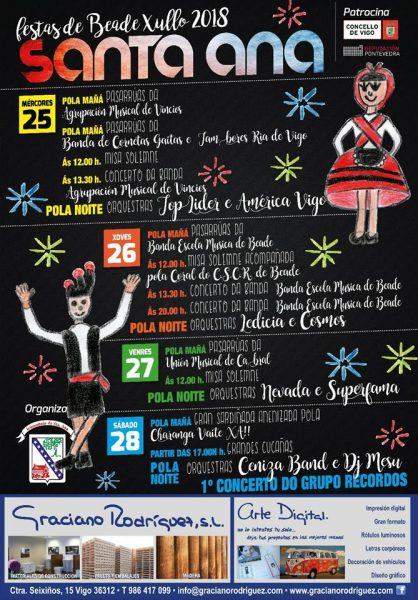 Fiesta de Beade 2018