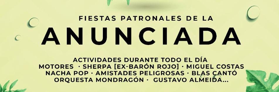Fiesta de la Anunciada 2018 | Baiona
