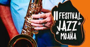 Festival de Jazz de Moaña 2018