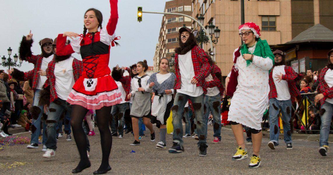 Flashmob Entroido de Verán 2018 de Redondela