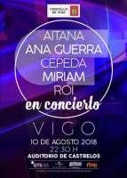Concierto de Operación Triunfo en Vigo | Vigo en Festas 2018