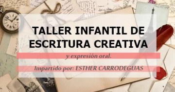 Taller Infantil de Escritura Creativa | Vigo