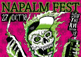 Napalm Fest Southern Edition