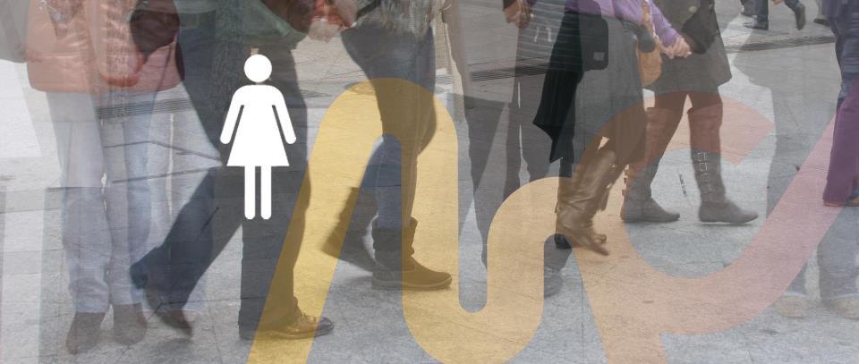 Enlaza Vigo, contra la violencia machista en As Travesas