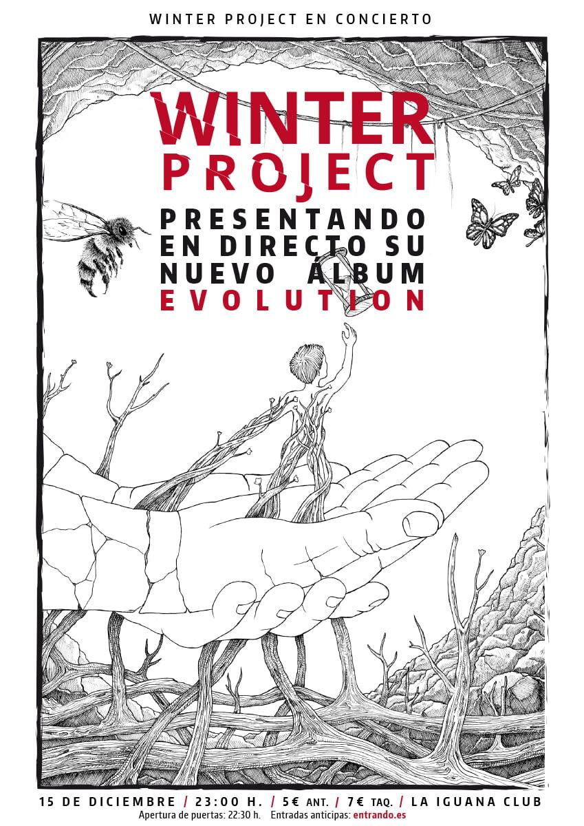 Concierto de Winter Project