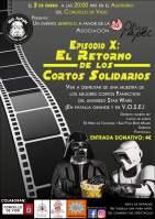"""""""EPISODIO X: El regreso de los cortos solidarios"""""""