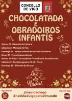 CONCELLO DE VIGO | CHOCOLATADA E OBRADOIROS INFANTÍS