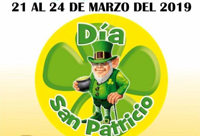 III Fiesta de San Patricio en Vigo