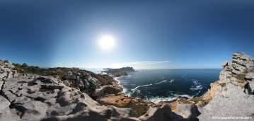 Paseo Virtual por las Islas Cíes