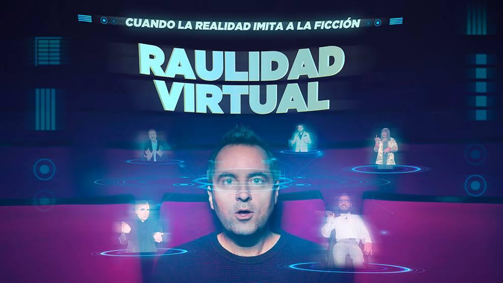 """Monólogo """"Raulidad Virtual"""""""