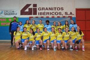 Campeonato Nacional Balonmano Infantil femenino