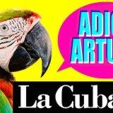 """El próximo jueves 26 de septiembre al domingo 29 se representará la nueva propuesta de La Cubana, """"Adiós Arturo"""""""