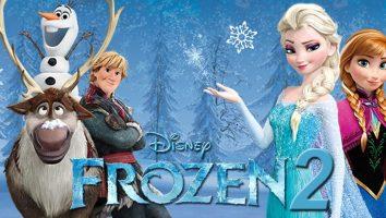 Preestreno de Frozen 2