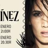 Disfruta el 24 de enero en Vigo del concierto de India Martínez