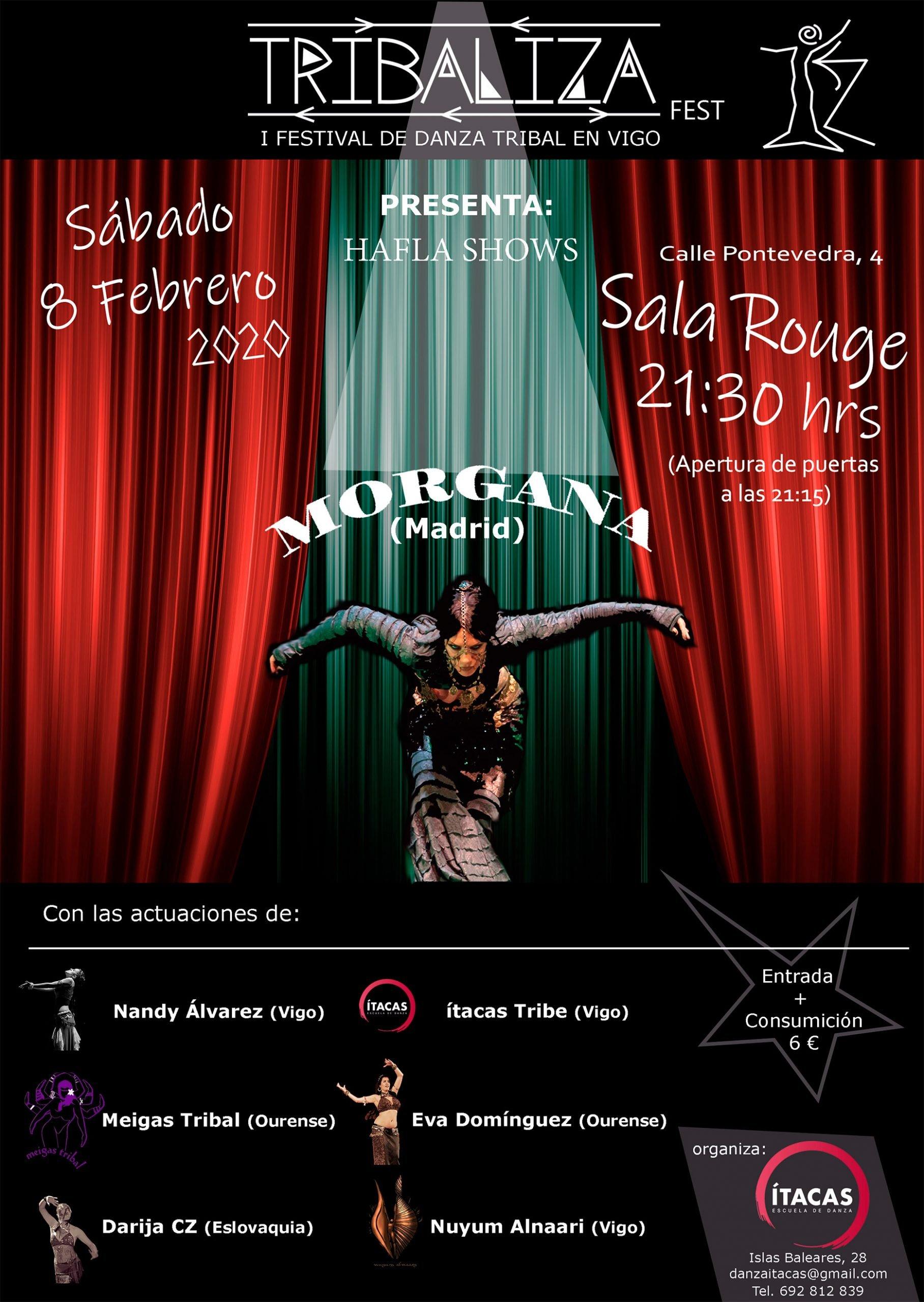 Tribaliza – Hafla Shows