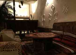 Interior restaurante Arabia