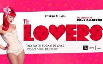 Cartel de The Lovers