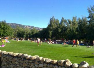 Zona recreativa Las Presillas