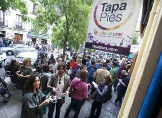 Ambientazo en Tapapiés 2015