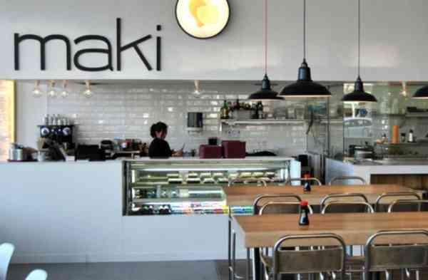 Restaurante Maki