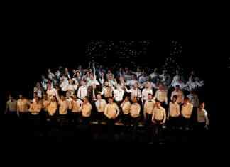 El Coro de Hombres Gays de Madrid presenta Mundo en el Teatro Cofidis