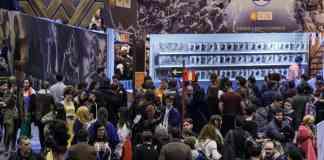 Héroes Comic Con Madrid