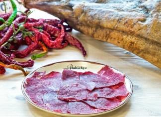 Detalle de la deliciosa cecina (Foto: Prada a Tope)