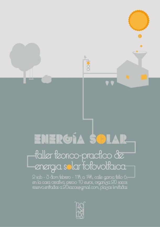 Taller de Energia Solar Fotovoltaica