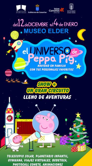 El Universo de Peppa Pig, en Elder
