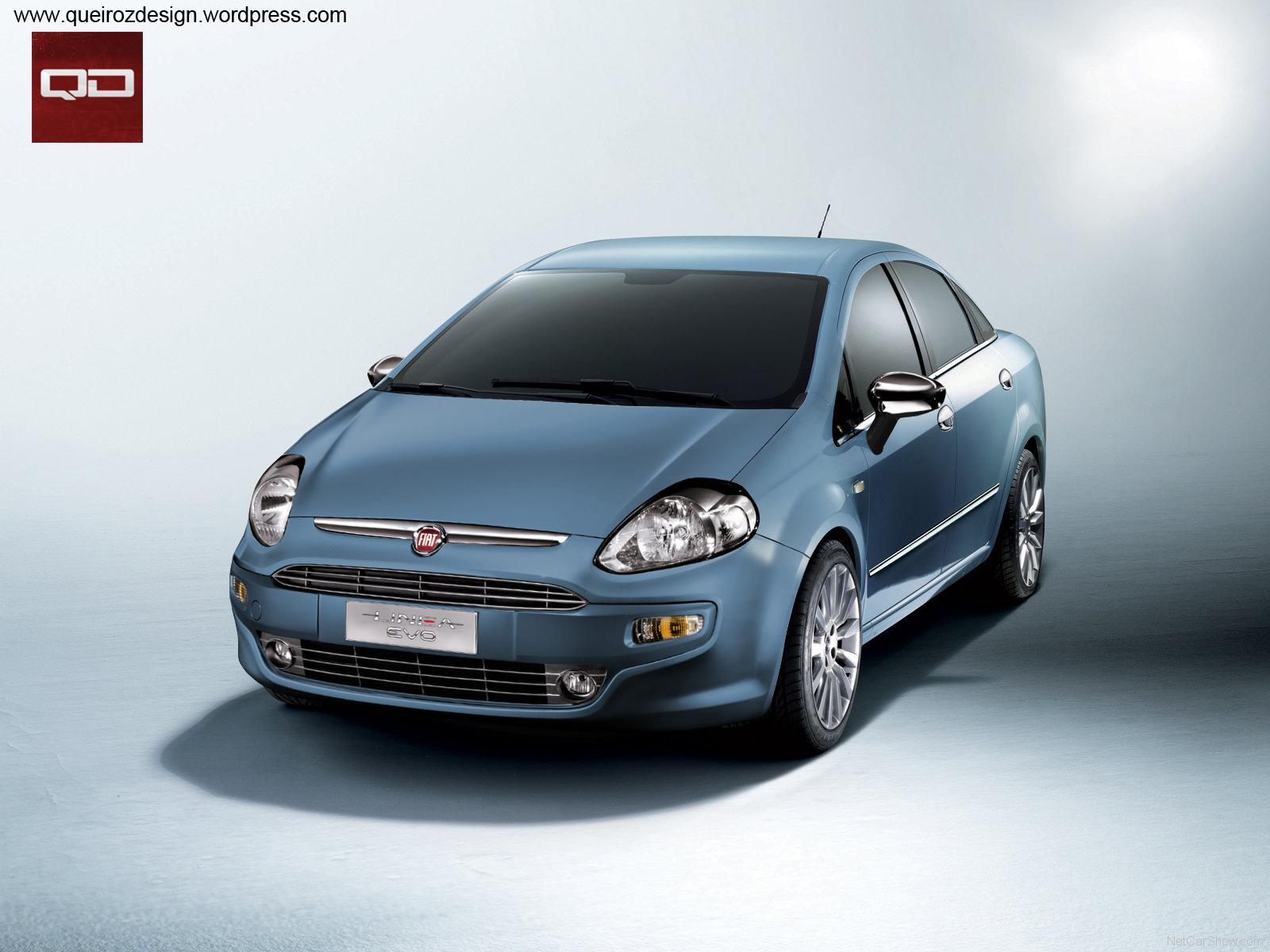 Fiat Punto Sedan Evo - Clique na Imagem para Ampliar