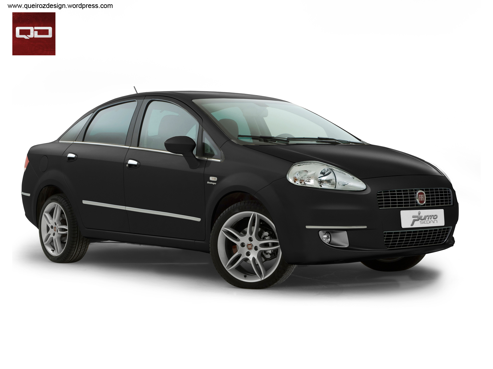 Fiat Punto Sedan - Clique na Imagem para Ampliar