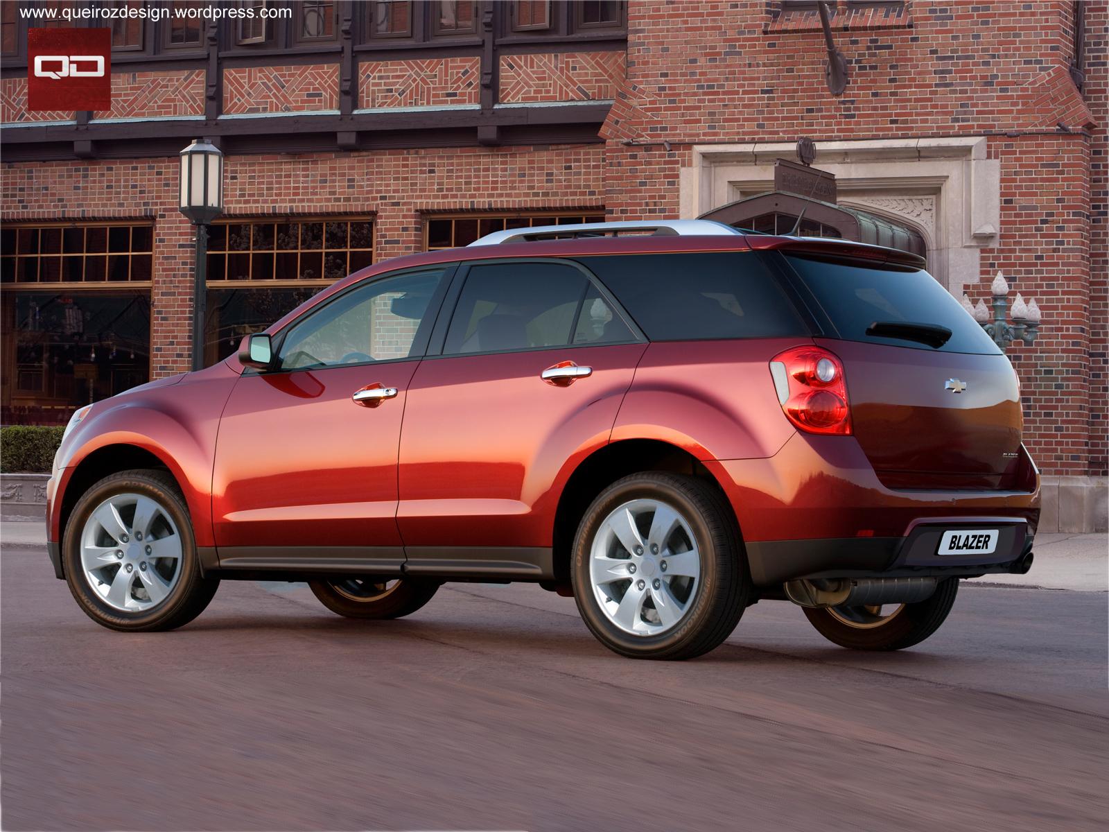 Nova Chevrolet Blazer - Clique na Imagem para Ampliar