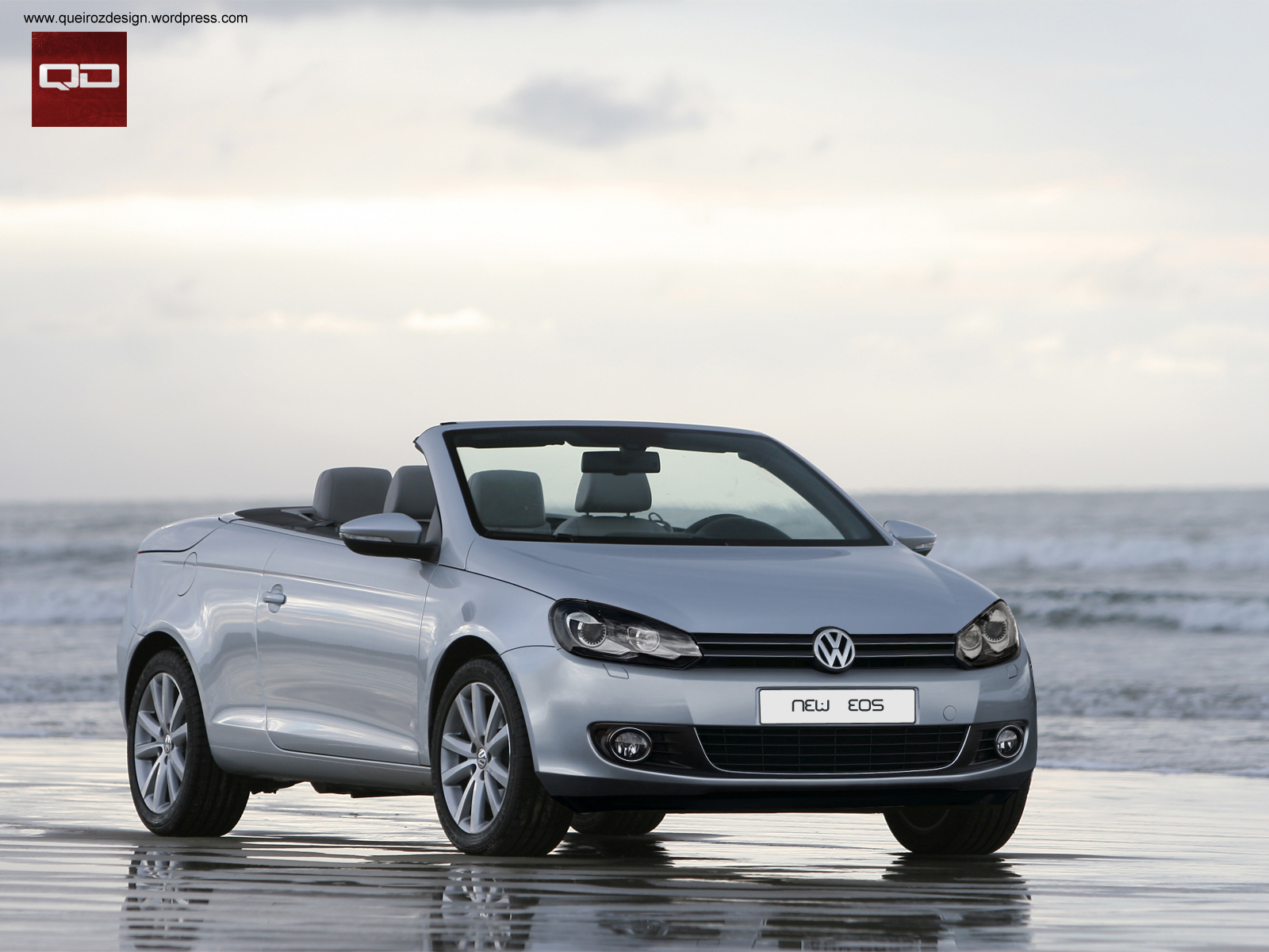 Volkswagen Eos 2011 - Clique na Imagem para Ampliar