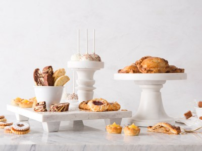 Styling for Rose Henry Bake Shop
