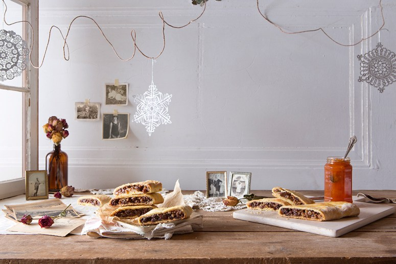 """Nana's Cookies"" Food & Prop Styling for TABLE Magazine"