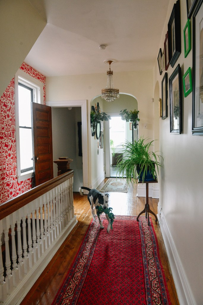 Victorian House Tour in Pittsburgh, PA // www.Quelcy.com