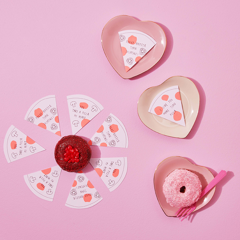 Styling for ModCloth's Valentine's Day Sweetheart Shop // www.Quelcy.com