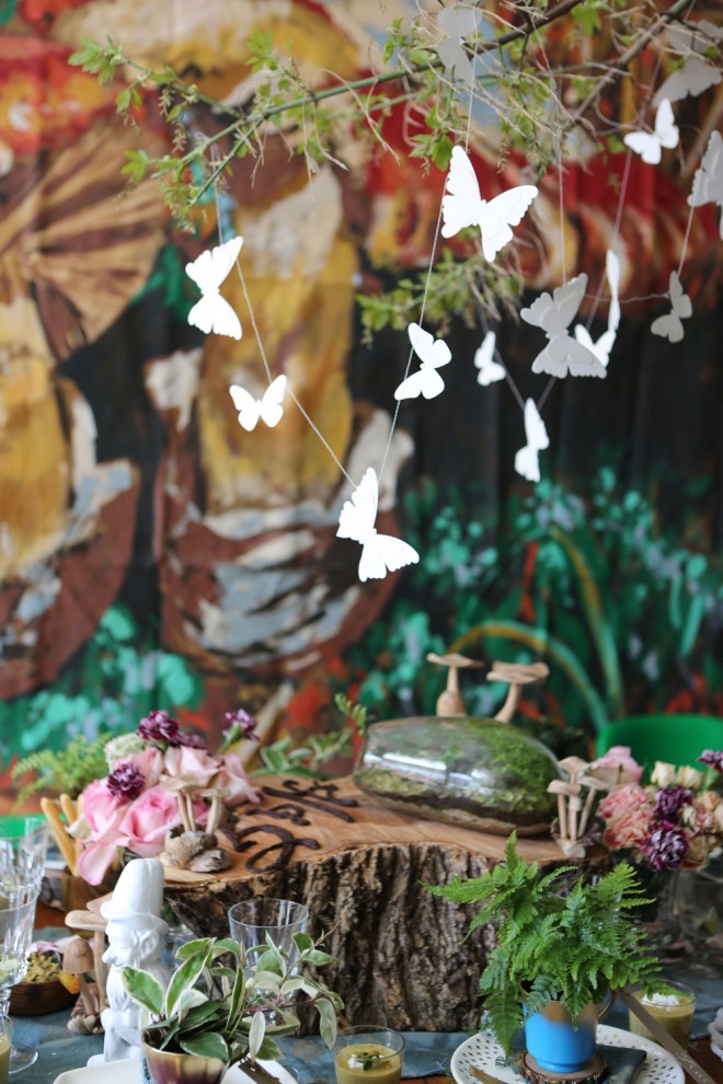 A Forest Feast Brunch // www.Quelcy.com