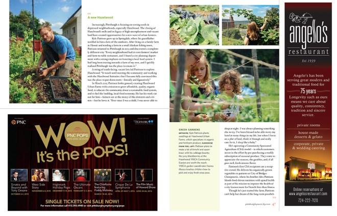 The Greening of Hazelwood // www.Quelcy.com