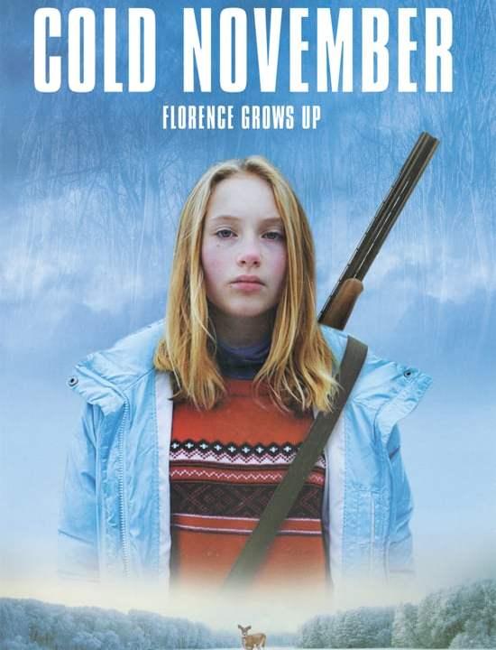 Cold November (2017) poster)